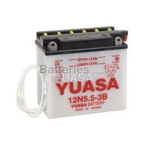Batterie Yuasa 12N5,5-3B