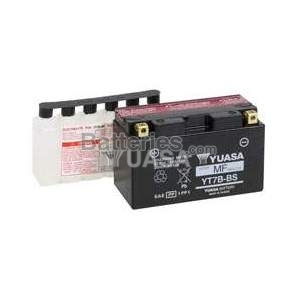Batterie Yuasa YT7B-BS / GT7B-BS