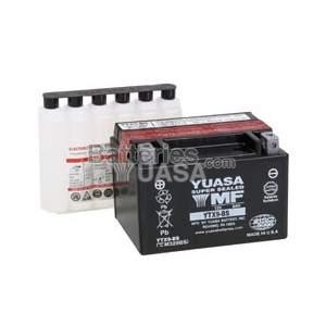 Batterie Yuasa YTX9-BS / GTX9-BS / YTX9