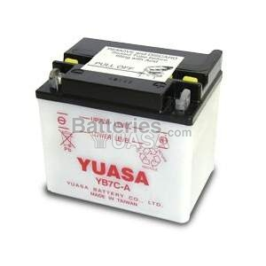 Batterie Yuasa YB7C-A