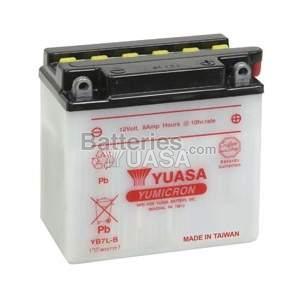 Batterie Yuasa YB7L-B