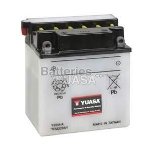 Batterie Yuasa YB9A-A