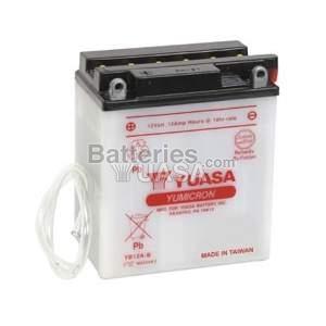 Batterie Yuasa YB12A-B