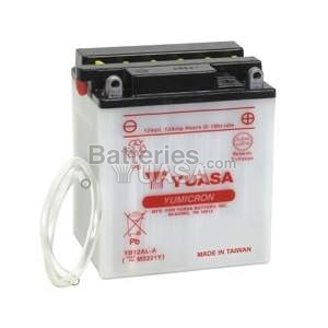 Batterie Yuasa YB12AL-A