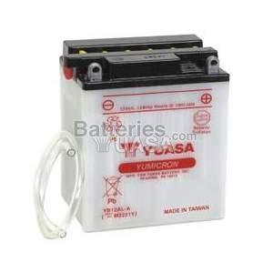 Batterie Yuasa YB12B-B2