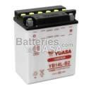 Batterie Yuasa YB14L-B2
