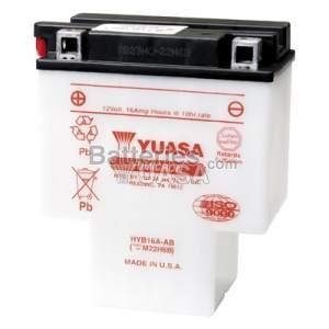 Batterie Yuasa HYB16A-A