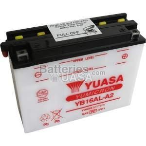 Batterie Yuasa YB16AL-A2