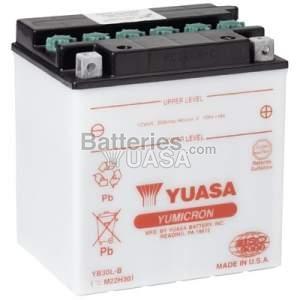 Batterie Yuasa YB30L-B