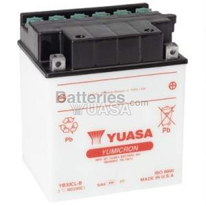 Batterie Yuasa YB30CL-B