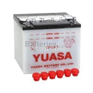 Batterie Yuasa Y60-N24-LA