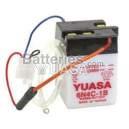Batterie Yuasa 6N4C-1B