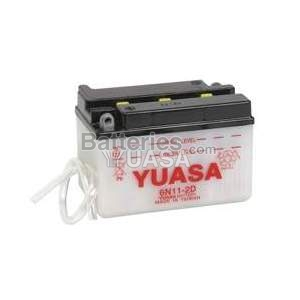 Batterie Yuasa 6N11-2D