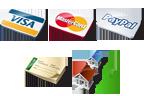 Logos des modes de paiement
